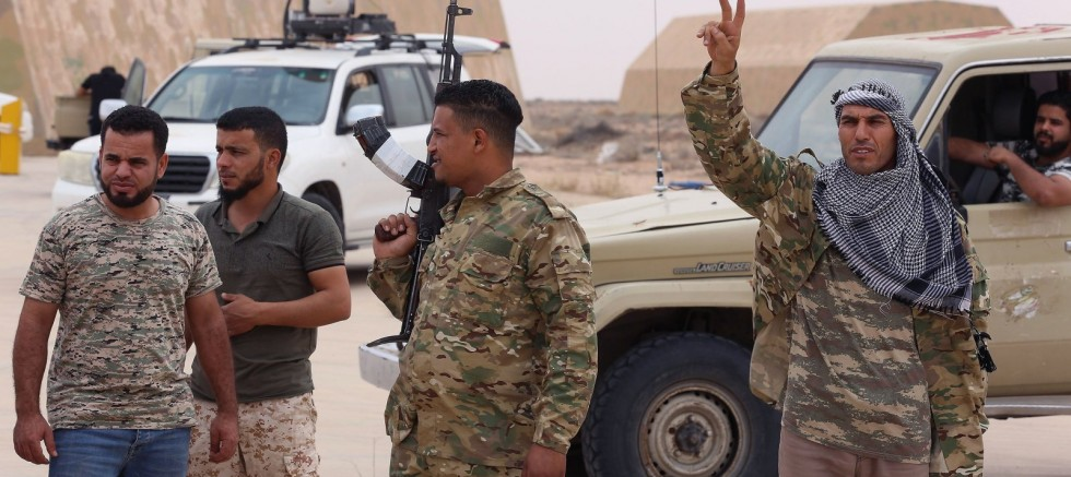 GNA condemns attack on air base, says Libyan Army will respond