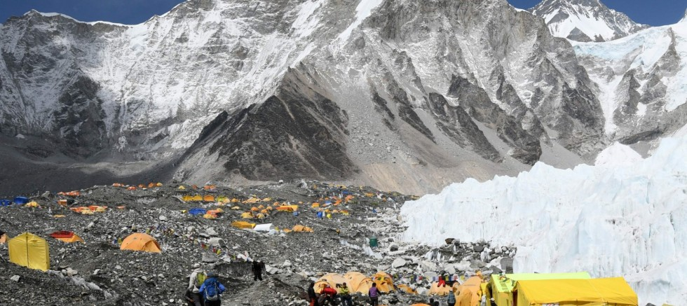 Nepal reopens its mountains, including Everest, despite pandemic uncertainty