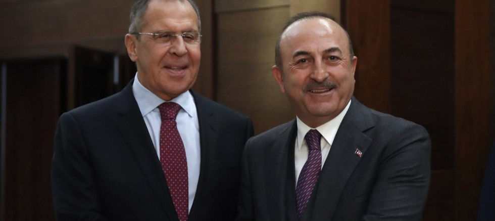 Russian foreign, defense ministers to visit Turkey to discuss Syria, Libya