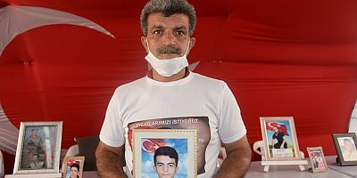 HDP officials threaten father protesting son's abduction by PKK