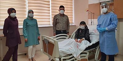Turkey: 104-year-old woman recovers from COVID-19