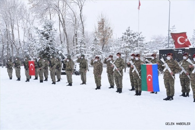 Turkey, Azerbaijan conduct joint military drill to feature domestic weaponry