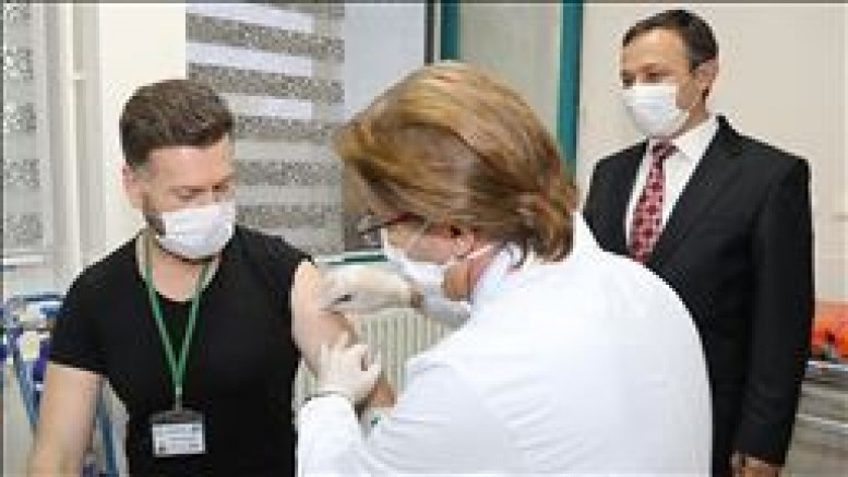 Turkish university tests COVID-19 vaccine candidate